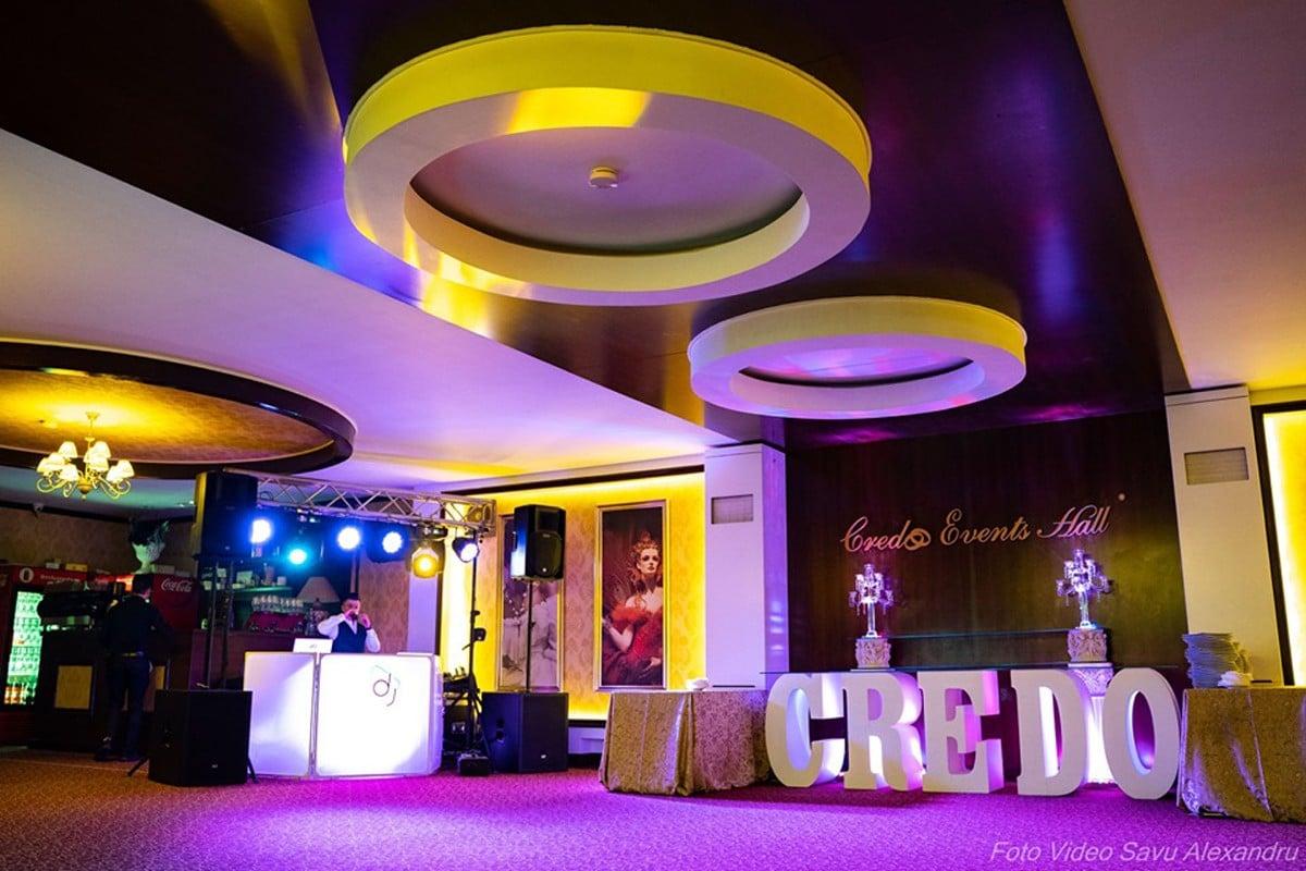 Credo Events Hall