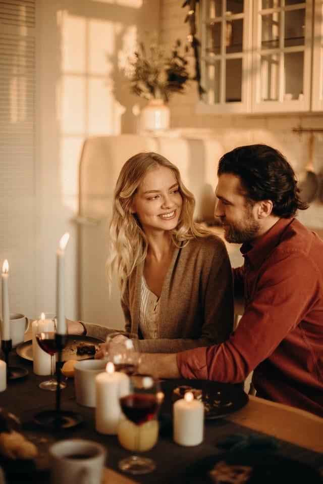 Cerere in casatorie romantica