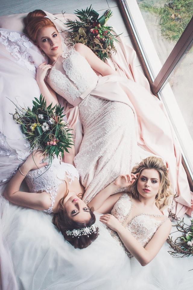 Modele coafuri de nunta pentru mirese
